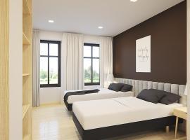 SleepWell Apartments