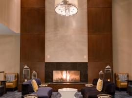 The Saratoga Hilton, family hotel in Saratoga Springs