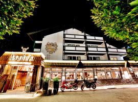 Almhof Kitzlodge - Alpine Lifestyle Hotel, hotel v destinácii Kirchberg in Tirol