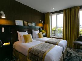 Hotel de Neuville Arc de Triomphe, ξενοδοχείο σε 17ο διαμ., Παρίσι
