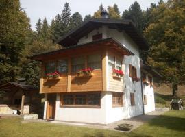 Chalet Anna Vetriolo, hotel near Malga, Levico Terme