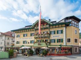 Südtiroler Gasthaus - Hotel Adler, hotel near Lake Braies, Villabassa