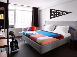 The Student Hotel The Hague, hotel em Haia
