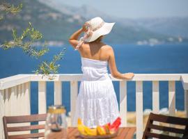 Villa Leda, budget hotel in Korčula
