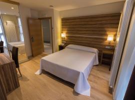 Hotel Novo Cándido, hotel cerca de Manantiales de As Burgas, Ourense