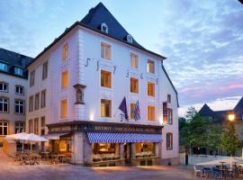 Hotel Parc Beaux Arts, Hotel in der Nähe von: Musée Dräi Eechelen, Luxemburg (Stadt)