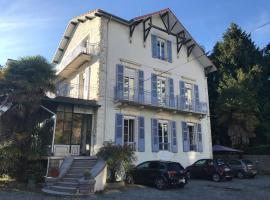 Hôtel Montilleul, hôtel à Pau