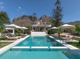 Asterion Deep Blue Villa