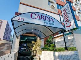 Carina Flat Santos by Atlantica Hotels