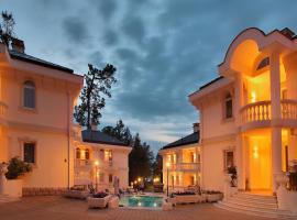 Villa OSTROVA Spa Hotel