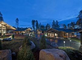 Naava Resort, hotel in Ähtäri