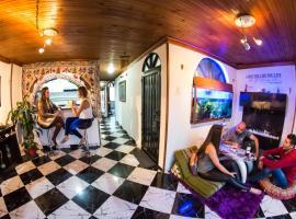 Mandala Hostel, habitación en casa particular en Bogotá