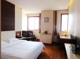 Qingdao Hua Qi Kaiserdom Hotel