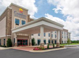Comfort Inn & Suites East Ellijay, hotel in Ellijay