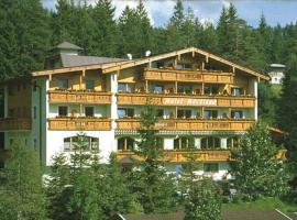 Hotel Hochland, hotel in Leutasch