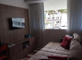 Apartamento confortável próximo ao shopping Beira Mar