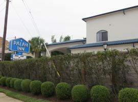 Palace Inn Harwin, motel in Houston