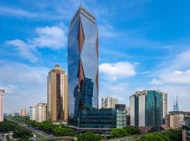 Doubletree by Hilton Hotel Guangzhou, hotel in Guangzhou