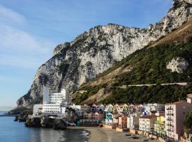 The Caleta Hotel Health, Beauty & Conference Centre, hotel cerca de Aeropuerto de Gibraltar - GIB,