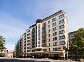 斯洛茨帕肯松恩酒店,奧斯陸的飯店