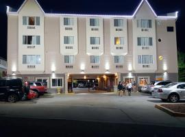 Days Inn by Wyndham Colorado Springs Air Force Academy, pet-friendly hotel in Colorado Springs