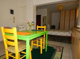 Small studio near the center of Tripoli
