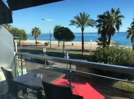 Citotel Tiercé Beach Hotel