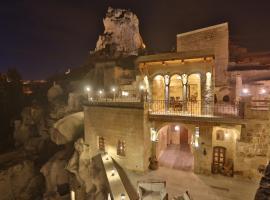 Abu Hayat Cave Suites, отель в городе Ортахисар
