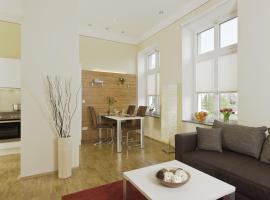 City Park Boardinghouse - #25-30 - Freundliche Apartments, wahlweise mit Frühstück, im Zentrum