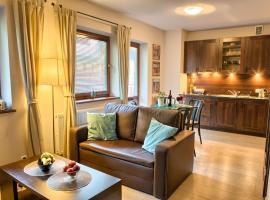 Blanco Apartment VisitZakopane, self catering accommodation in Zakopane