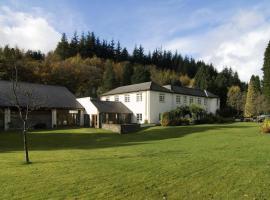 Nant Ddu Lodge Hotel & Spa