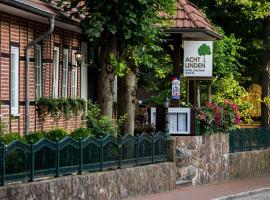 Hotel Acht Linden, Hotel in der Nähe von: Wilseder Berg, Egestorf