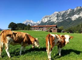 Vorderponholz, Hotel in Ramsau bei Berchtesgaden