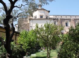 Studios Garden Terrace Oltrarno, hotel cerca de Vía Maggio, Florencia