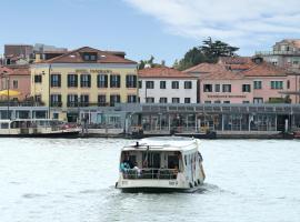 Hotel Panorama, hôtel sur le Lido de Venise