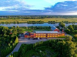 Viesnīca Motel Akva Jelgavā
