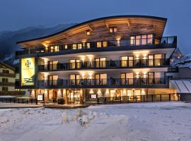 Hotel Eldorado, ski resort in Ischgl