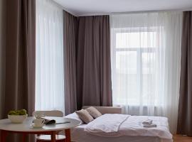 Scandian apartments on Sumskaia