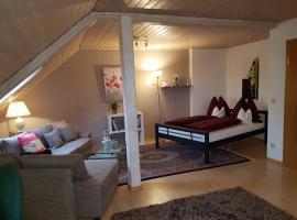 Just like home, Unterkunft zur Selbstverpflegung in Erding
