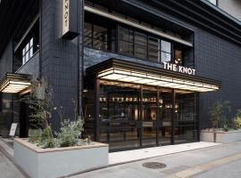 Hotel The Knot Yokohama, hotelli Jokohamassa