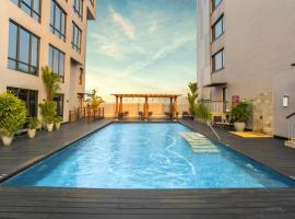 Hilton Garden Inn, Trivandrum, hôtel à Trivandrum