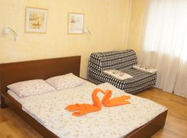 Apartment Akademika Koroleva 8 Bldg 1