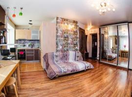 NSK-Kvartirka, Apartment Bluchera 3