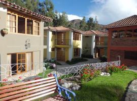 Hotel Pisonay Pueblo, hotel in Urubamba