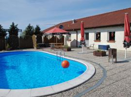 Ferienappartements auf dem Bauernhof mit Swimmingpool