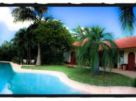 B&B Blauw Blauw gevestigd in Villa Zomerland, hotel near Curaçao International Airport - CUR,