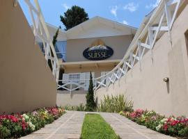 Pousada Suisse, hotel in Campos do Jordão