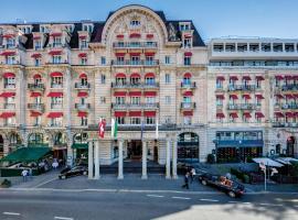 Lausanne Palace, hotel a Losanna