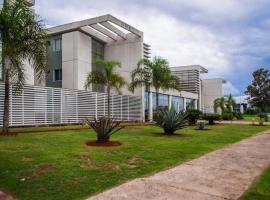 Kit Net - Vila Verde Sudoeste, family hotel in Brasilia