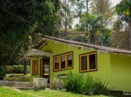 Pousada Bela Vista, hotel near Serrinha do Alambari Environmental Protection Area, Penedo
